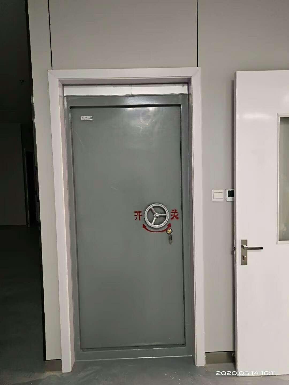 防爆门设计理念