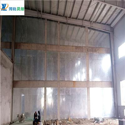 抗爆墙能保持设计时要求的防护性能的实体墙体